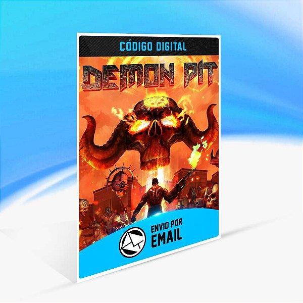Demon Pit - Xbox One Código 25 Dígitos