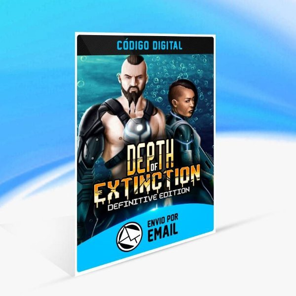 Depth of Extinction - Xbox One Código 25 Dígitos
