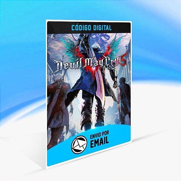 Devil May Cry 5 (with Red Orbs) - Xbox One Código 25 Dígitos