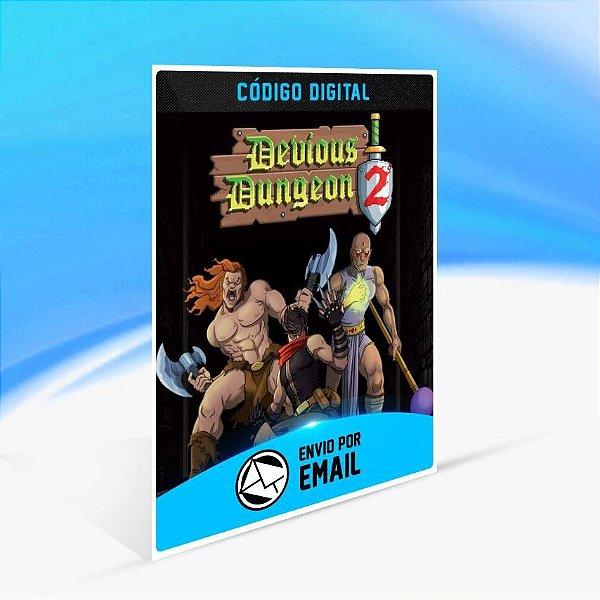 Devious Dungeon 2 - Xbox One Código 25 Dígitos
