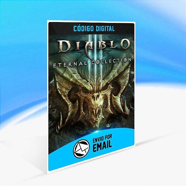 Diablo III  Eternal Collection - Nintendo Switch Código 16 Dígitos