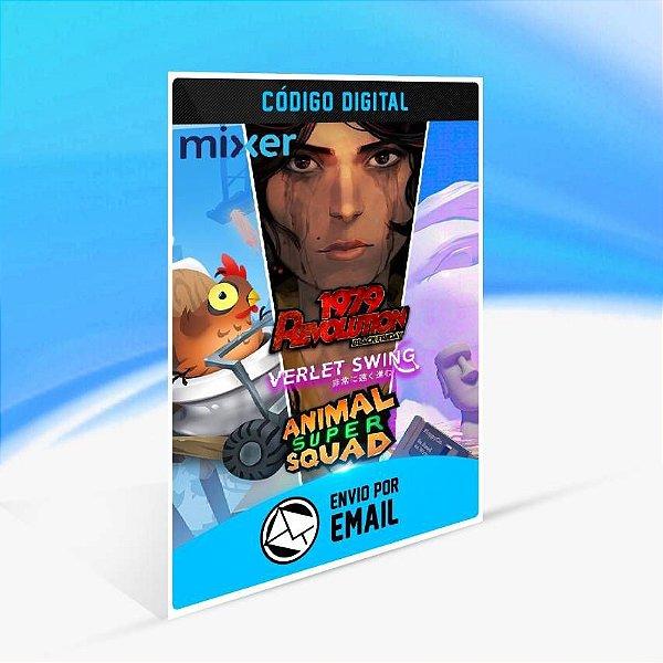 Digerati Mixer Bundle Vol.1 - Xbox One Código 25 Dígitos