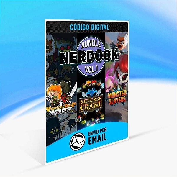 Digerati Nerdook Bundle Vol.1 - Xbox One Código 25 Dígitos