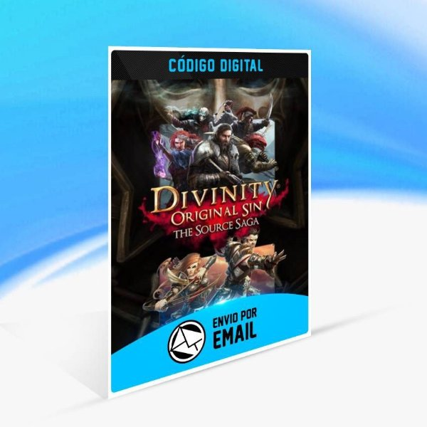 Divinity: Original Sin - The Source Saga - Xbox One Código 25 Dígitos