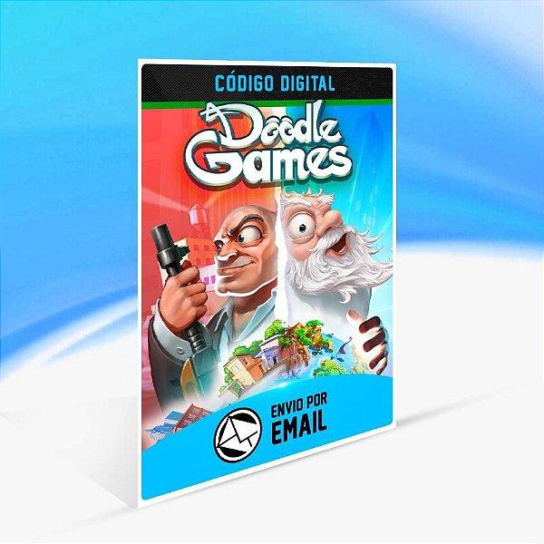 Doodle Games Collector's Bundle - Xbox One Código 25 Dígitos