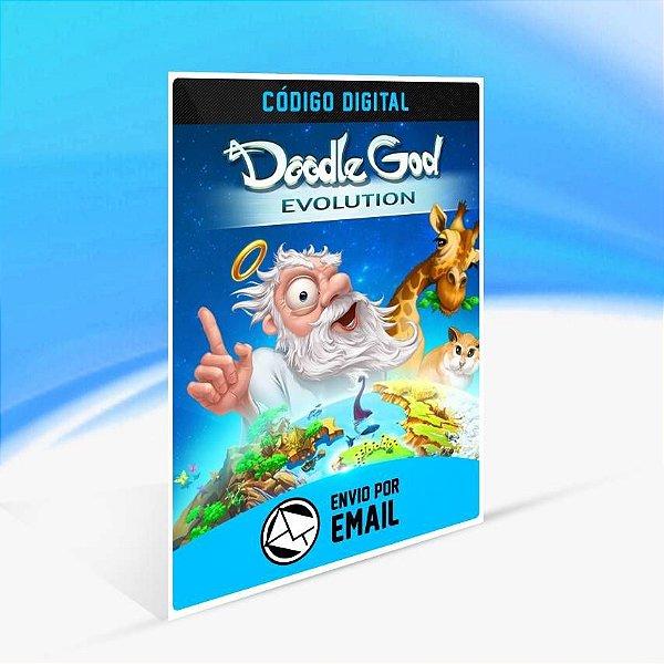 Doodle God: Evolution - Xbox One Código 25 Dígitos