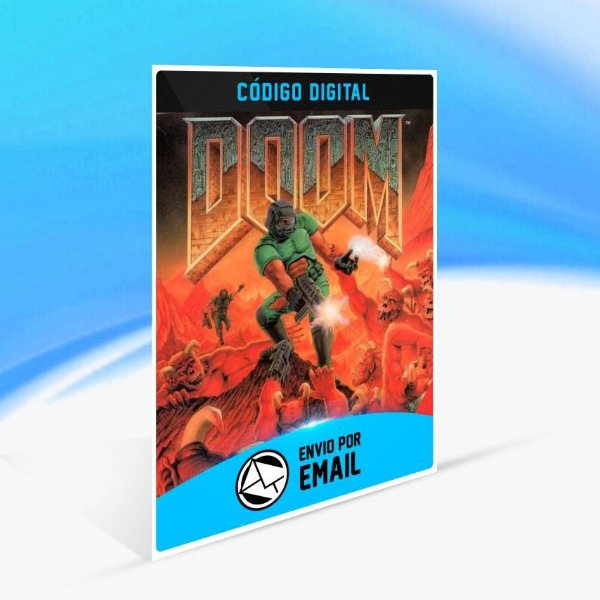 DOOM (1993) - Xbox One Código 25 Dígitos