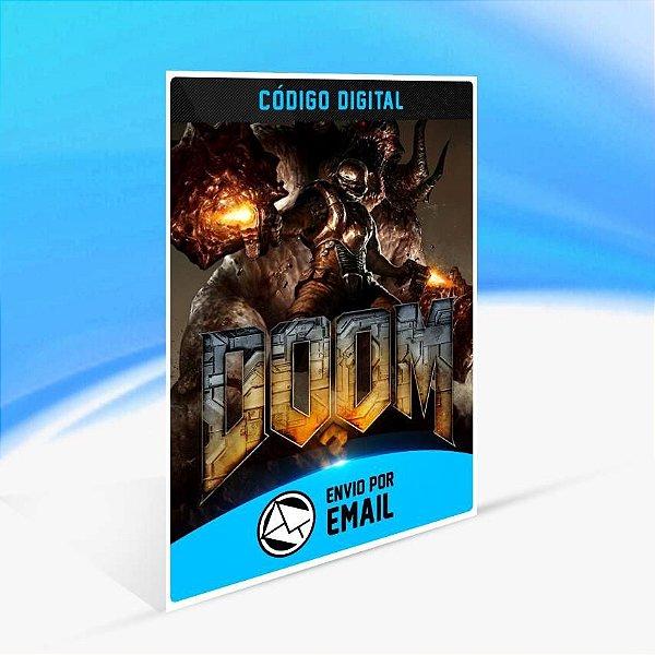 DOOM 3 - Xbox One Código 25 Dígitos