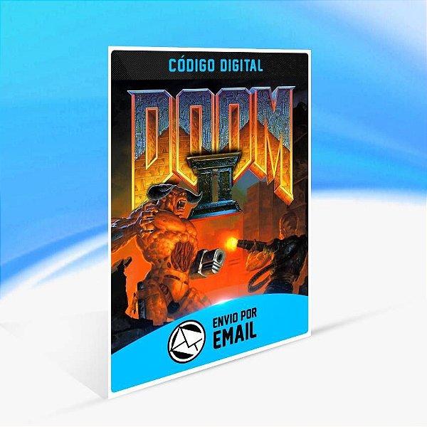 DOOM II (Classic) - Xbox One Código 25 Dígitos