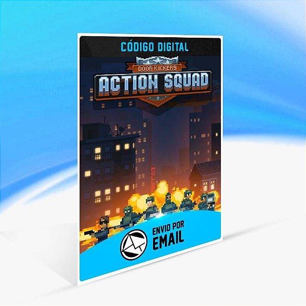Door Kickers: Action Squad - Xbox One Código 25 Dígitos