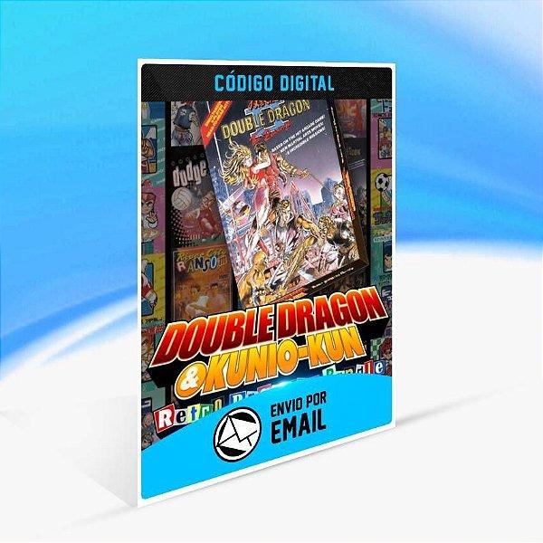 DOUBLE DRAGON Ⅱ: The Revenge - Xbox One Código 25 Dígitos