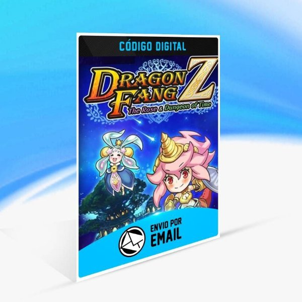 DragonFangZ - The Rose&Dungeon of Time - Xbox One Código 25 Dígitos