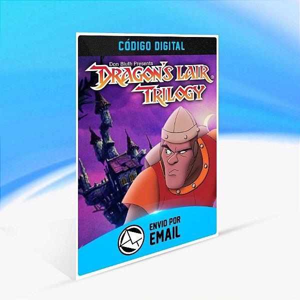 Dragon's Lair Trilogy - Xbox One Código 25 Dígitos