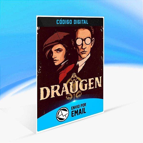 Draugen - Xbox One Código 25 Dígitos