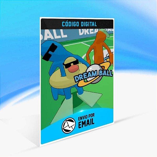 DreamBall - Xbox One Código 25 Dígitos
