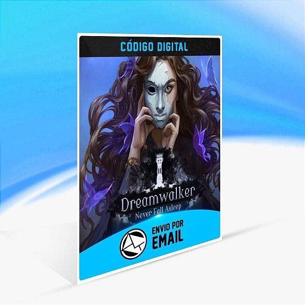Dreamwalker: Never Fall Asleep (Xbox One Version) - Xbox One Código 25 Dígitos