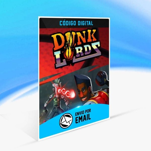 Dunk Lords - Xbox One Código 25 Dígitos