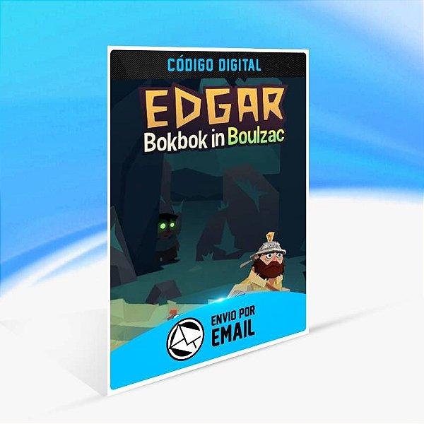 Edgar - Bokbok in Boulzac - Xbox One Código 25 Dígitos