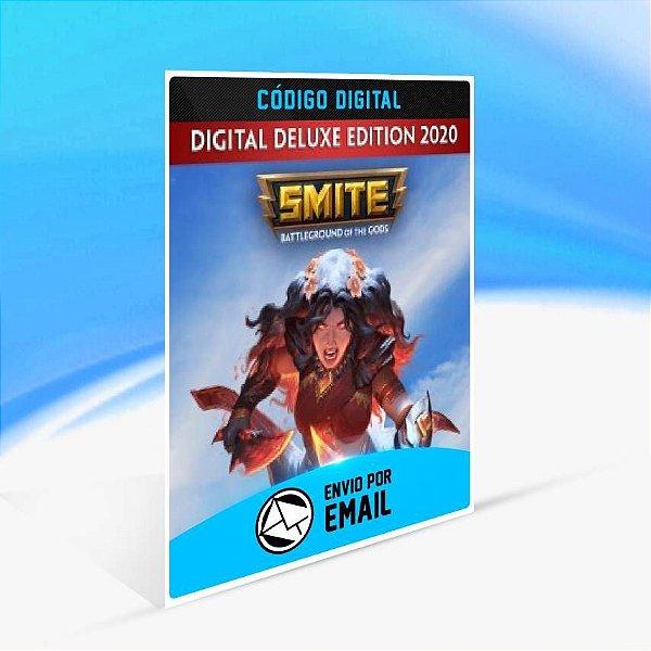 Edição Digital de Luxo de SMITE 2020 - Xbox One Código 25 Dígitos