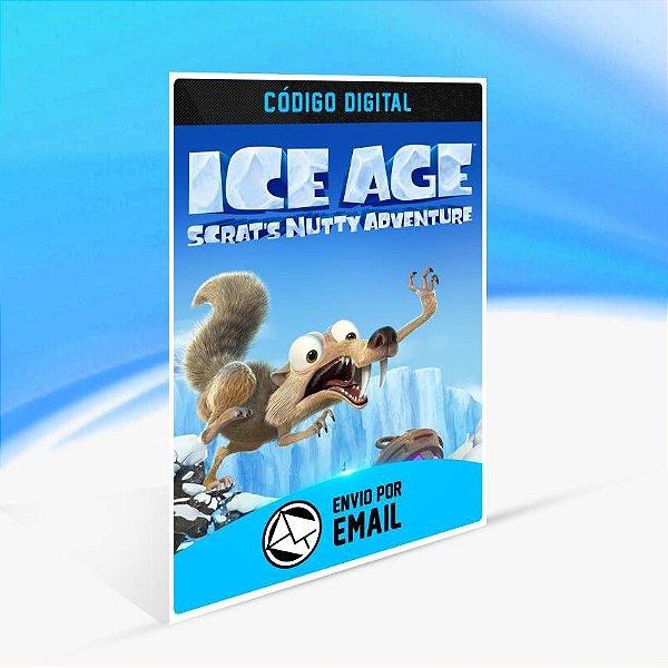 Era do Gelo Aventura Maluca do Scrat! - Xbox One Código 25 Dígitos