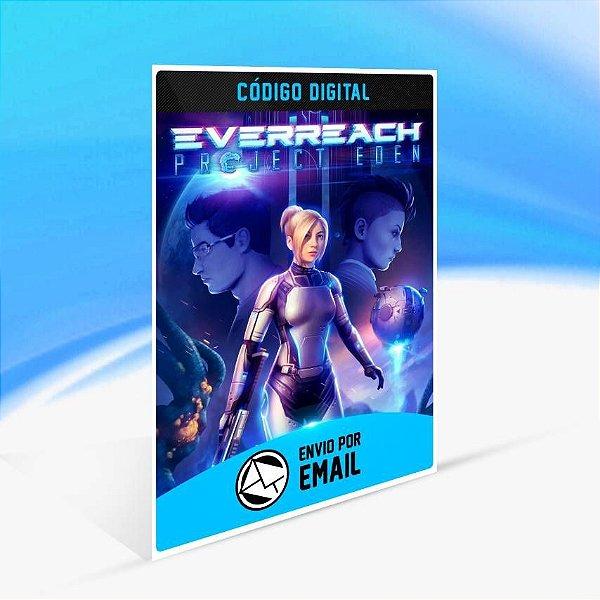 Everreach: Project Eden - Xbox One Código 25 Dígitos