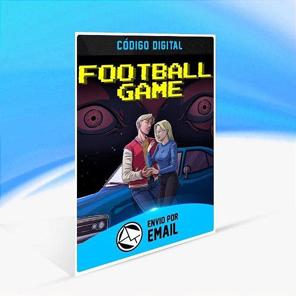 Football Game - Xbox One Código 25 Dígitos