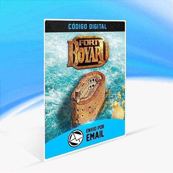 Fort Boyard - Xbox One Código 25 Dígitos