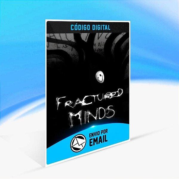 Fractured Minds - Xbox One Código 25 Dígitos