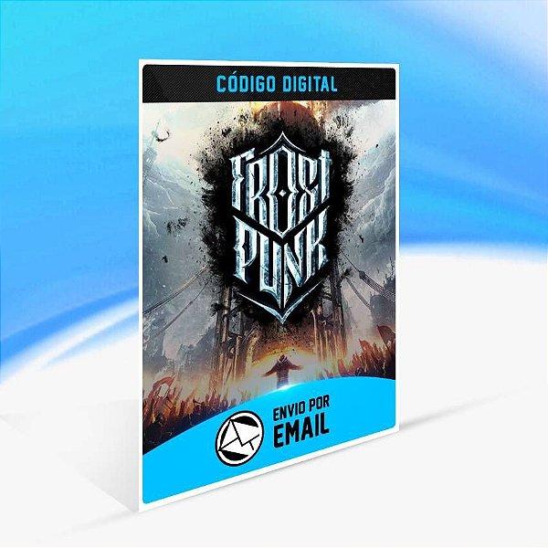 Frostpunk: Console Edition - Xbox One Código 25 Dígitos