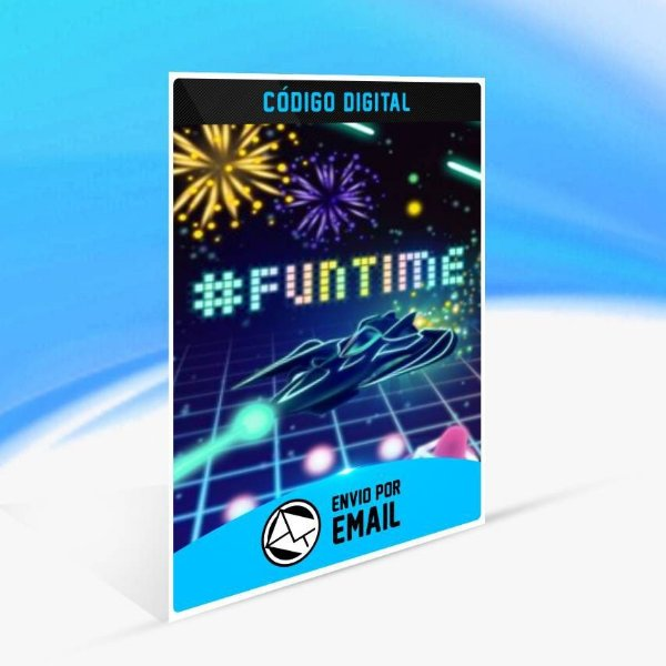#Funtime - Xbox One Código 25 Dígitos