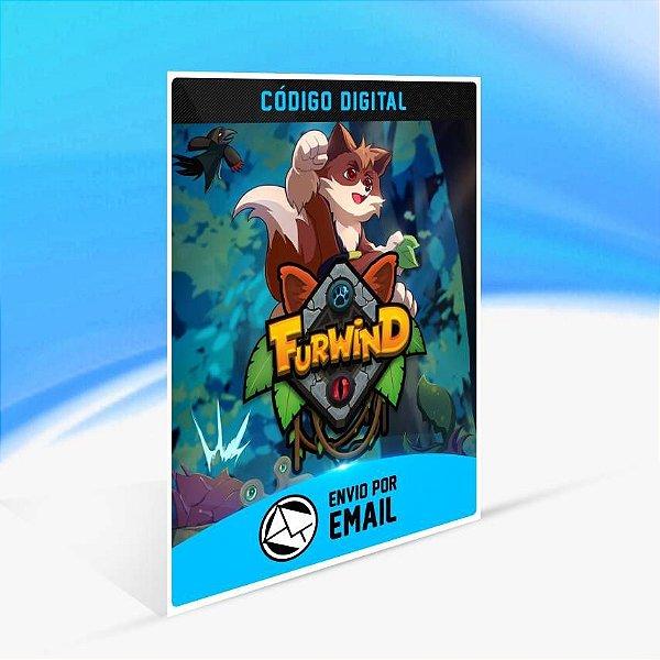 Furwind - Xbox One Código 25 Dígitos