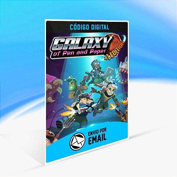 Galaxy of Pen & Paper +1 Edition - Xbox One Código 25 Dígitos