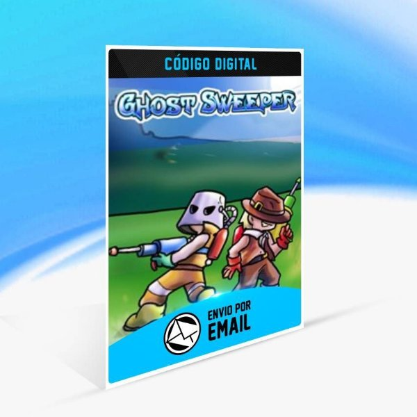 Ghost Sweeper - Xbox One Código 25 Dígitos