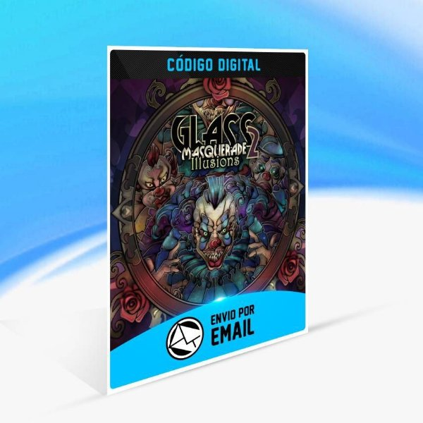 Glass Masquerade 2 - Xbox One Código 25 Dígitos