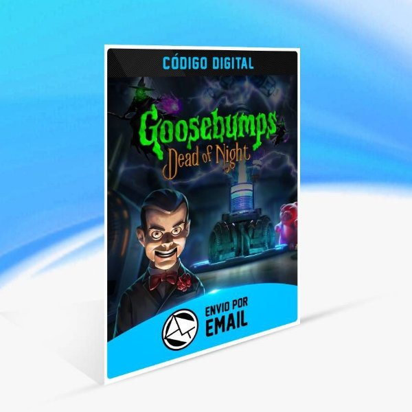 Goosebumps Dead of Night - Xbox One Código 25 Dígitos