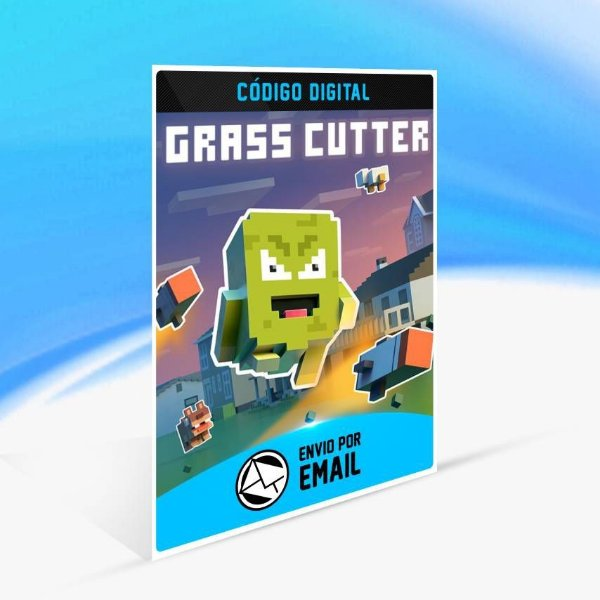 Grass Cutter - Mutated Lawns - Xbox One Código 25 Dígitos