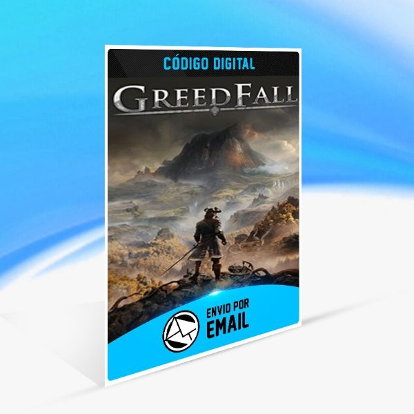 GreedFall - Xbox One Código 25 Dígitos