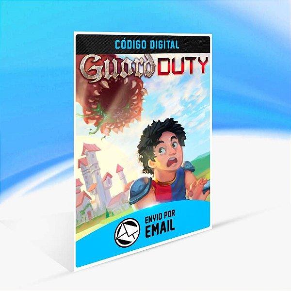 Guard Duty - Xbox One Código 25 Dígitos