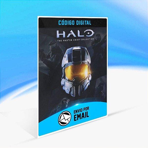 Halo: The Master Chief Collection - Xbox One Código 25 Dígitos