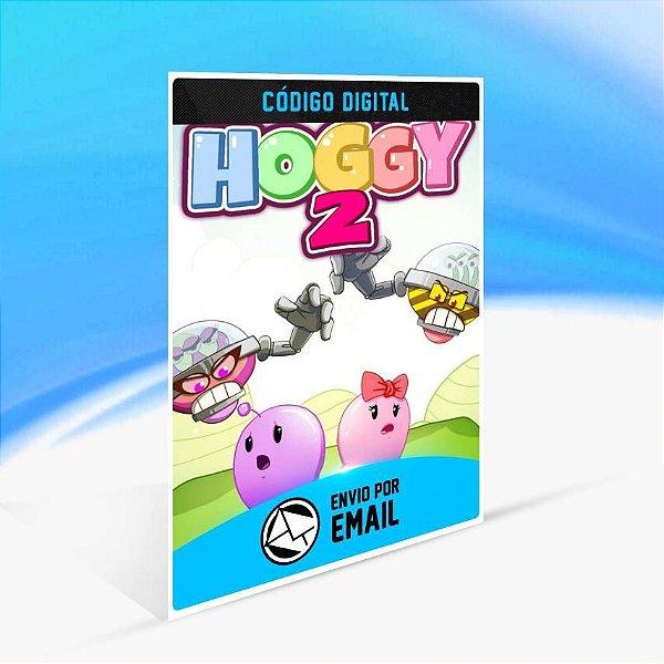 Hoggy2 - Xbox One Código 25 Dígitos