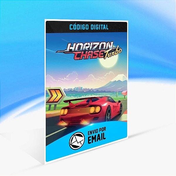 Horizon Chase Turbo - Nintendo Switch Código 16 Dígitos