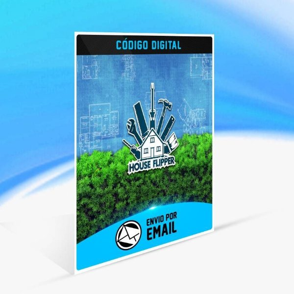 House Flipper - Xbox One Código 25 Dígitos