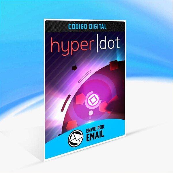 HyperDot - Xbox One Código 25 Dígitos