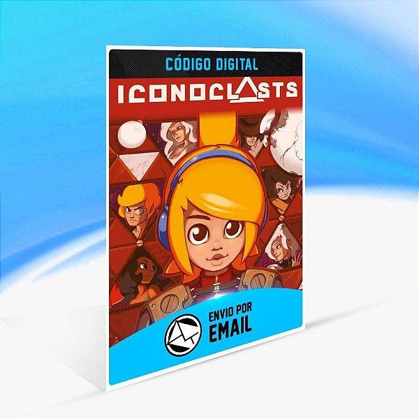 Iconoclasts - Xbox One Código 25 Dígitos