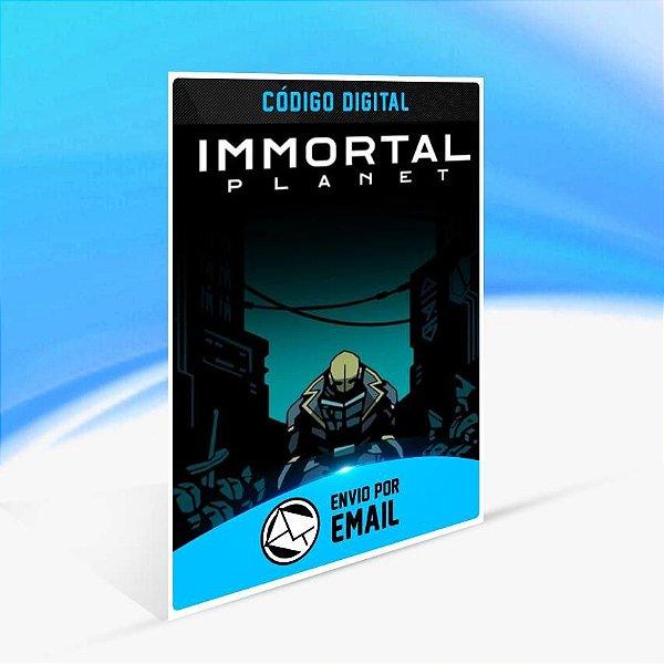 Immortal Planet - Xbox One Código 25 Dígitos