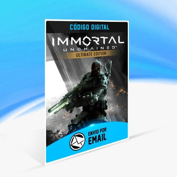 Immortal: Unchained Ultimate Edition - Xbox One Código 25 Dígitos