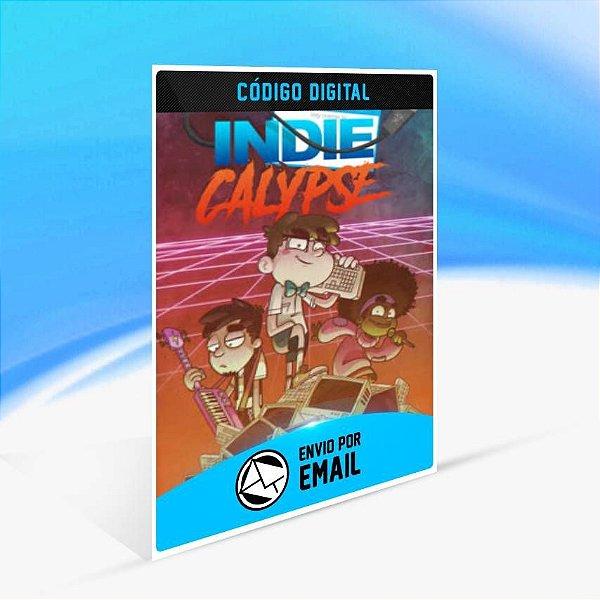 Indiecalypse - Xbox One Código 25 Dígitos