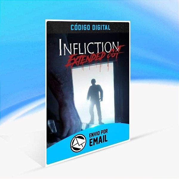 Infliction: Extended Cut - Xbox One Código 25 Dígitos