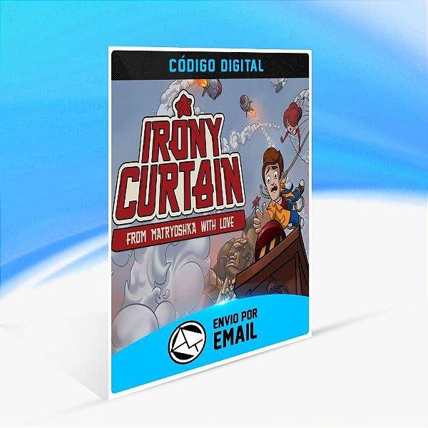 Irony Curtain: From Matryoshka with Love - Xbox One Código 25 Dígitos