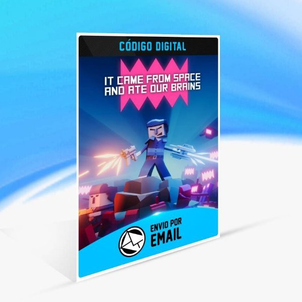 It came from space and ate our brains - Xbox One Código 25 Dígitos